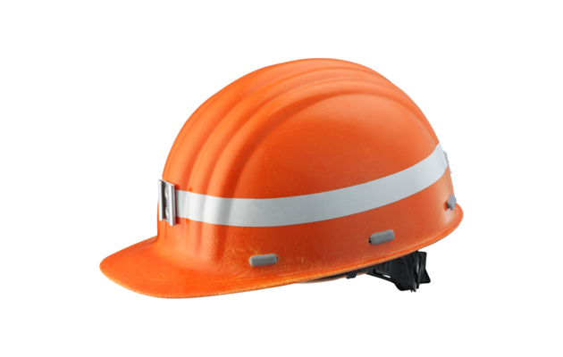 MINE RESCUE HELMET