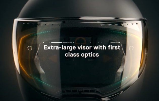 SCHUBERTH C4 PRO EMOTIONAL VIDEO- 15sec