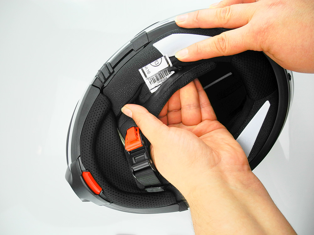 Warranty registration - SCHUBERTH